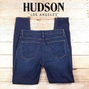 Hudson Super Skinny Natalie Jeans Size 27